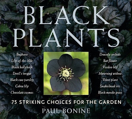 Black Plants By Bonine, Paul